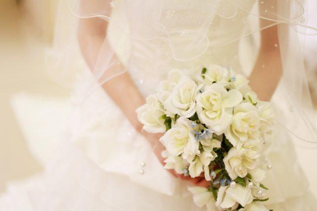 結婚式・・・人生で一番幸せな日に着る服
